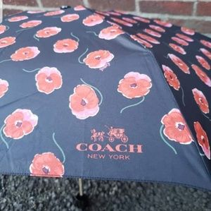 Coach Poppy Umbrella